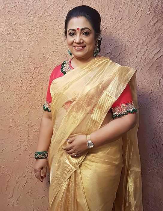 Poornima Bhagyaraj images
