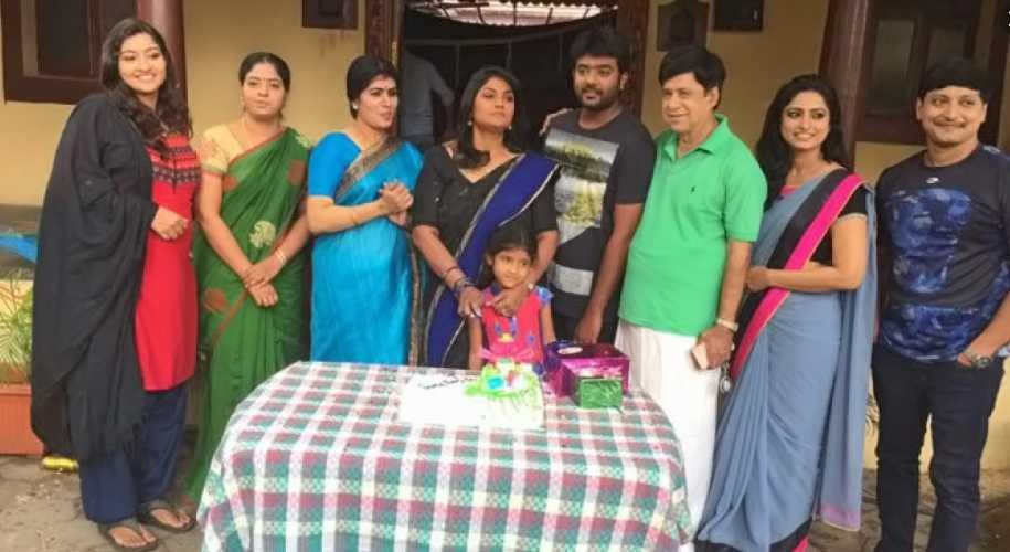 Thamarai serial cast crew Time wiki