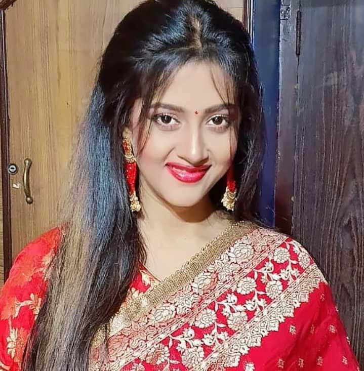 Varsha Priyadarshini Sharee Photos
