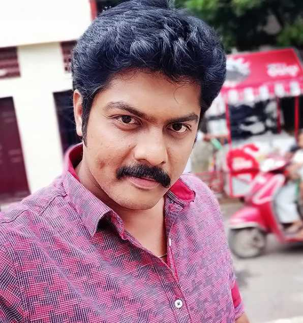 Tamil actor Vicky Krish  wiki Biography Serials Images