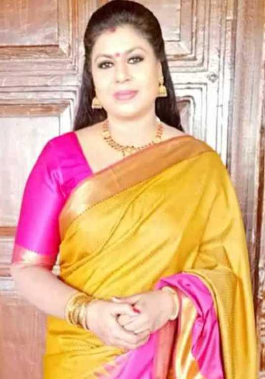 Actress Vichitra pic