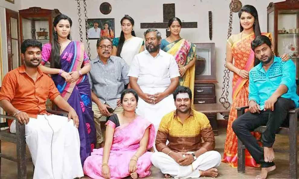 Saravanan Meenatchi cast crew