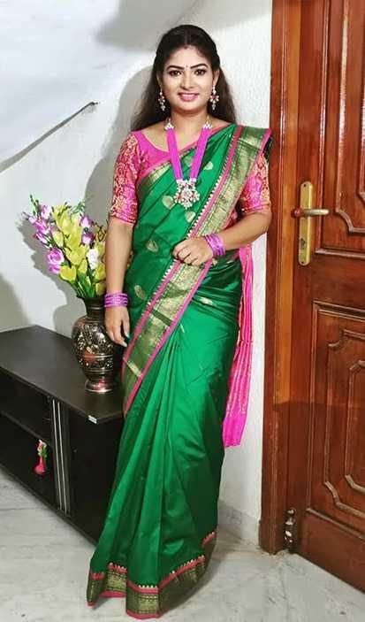 Swetha Venkat pic