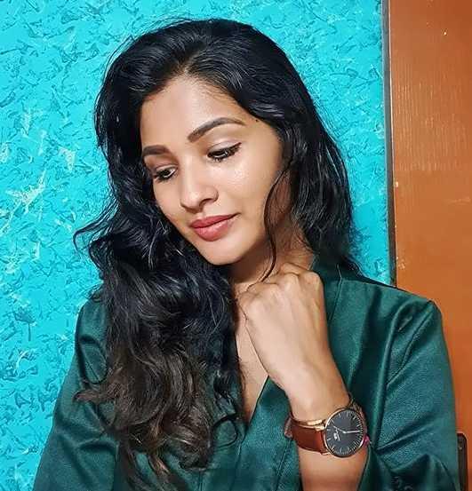Sharanya Turadi Sundaraj new photo