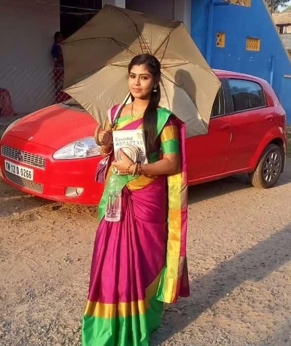 Hema Rajkumar photo