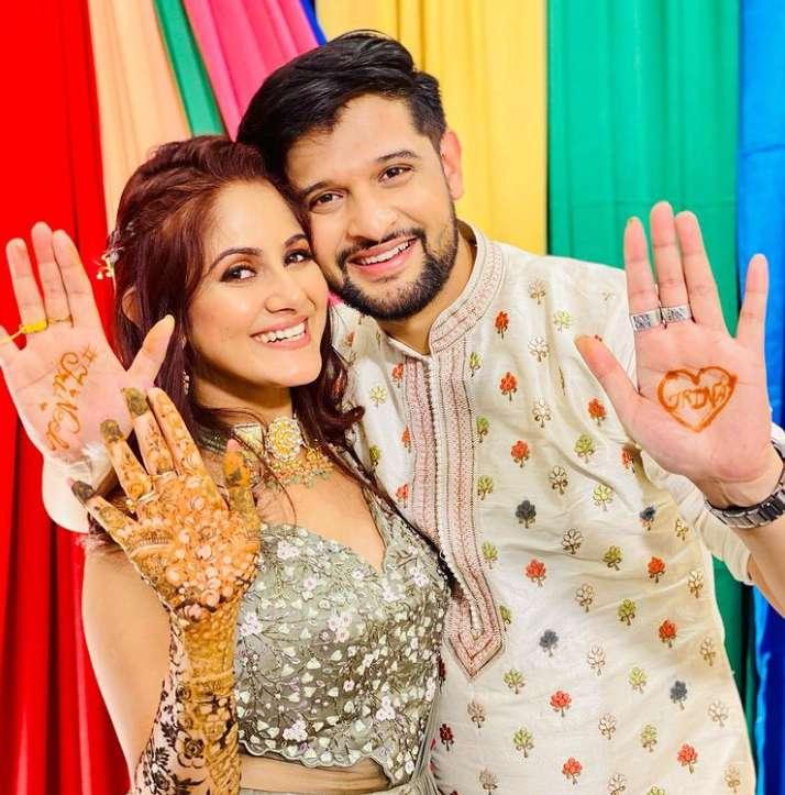 Neel Bhattacharya marriage photo