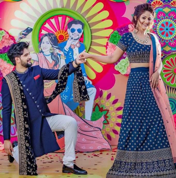 Neel Bhattacharya marriage pic