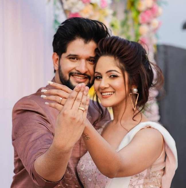 Neel Bhattacharya marriage image