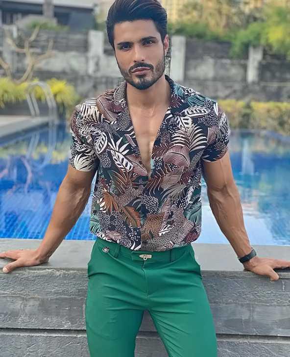 Vin Rana new image