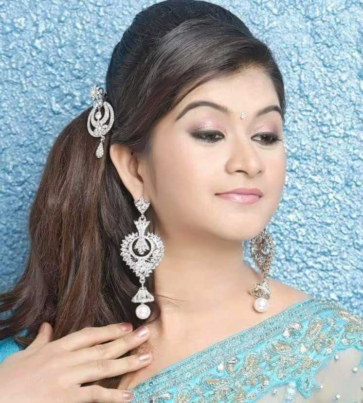VJ Monica wiki Biography DOB Height Serials Images