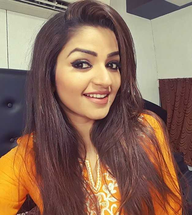 Nithya Ram wiki Biography DOB Height Serials images