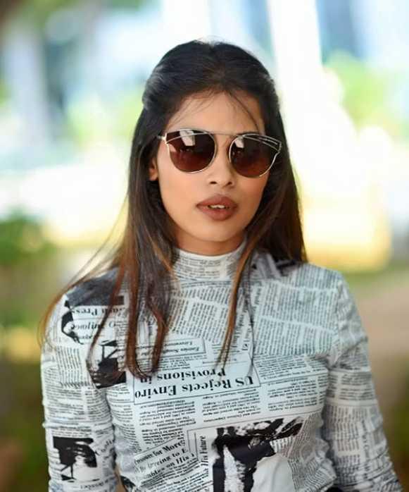Sai Priyanka Ruth photo