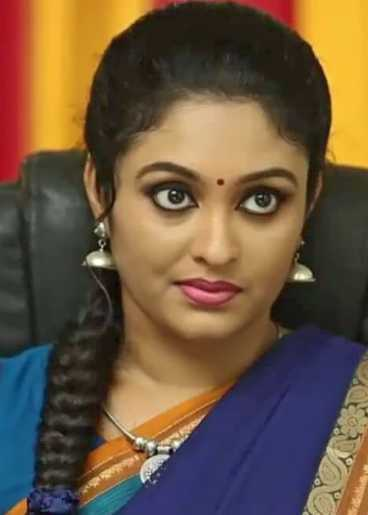 Sreeja Chandran wiki Biography DOB Height Serials Images
