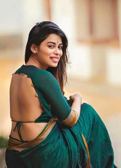 Sai Priyanka Ruth pics