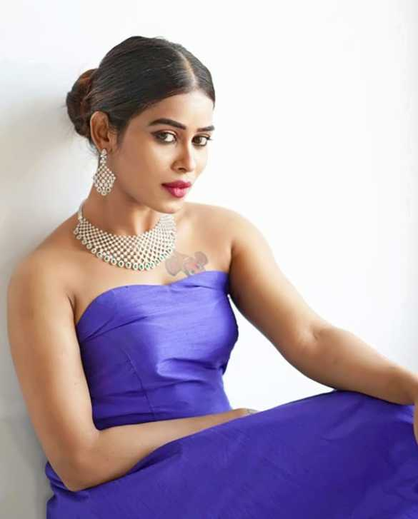 Sai Priyanka Ruth new pics