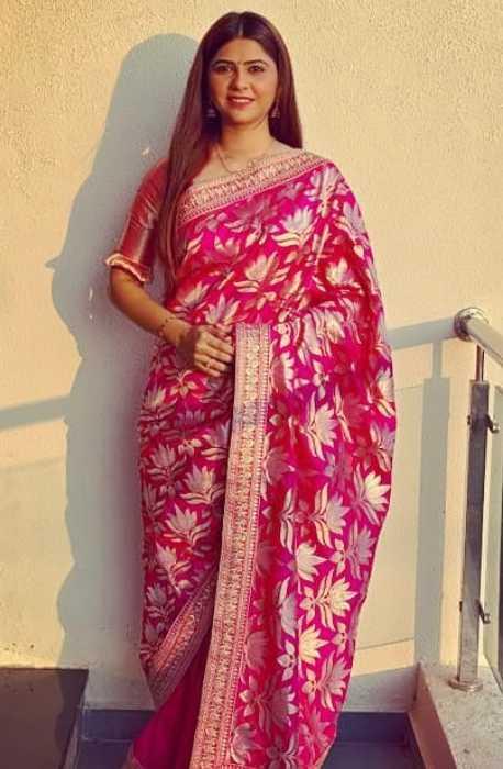 Veena Jagtap new image