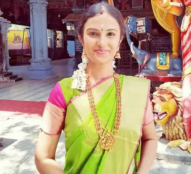 Ranjini Pradeep wiki Biography