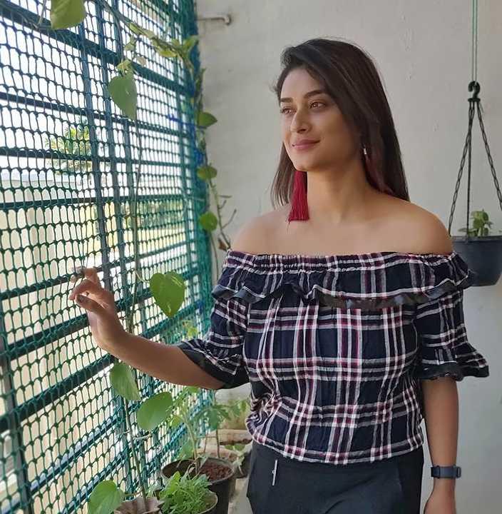 Tanisha Kuppanda pic