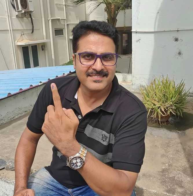 Prakash Rajan photo