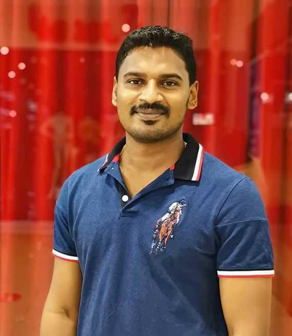 Rajkumar Manoharan image