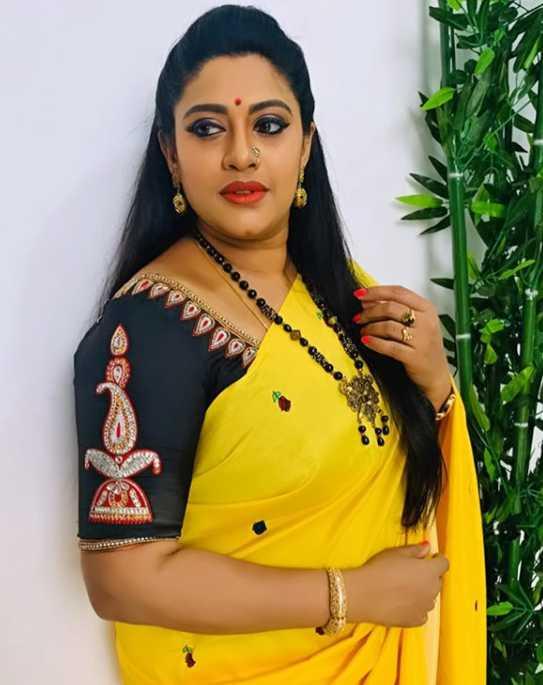 Meera Krishnan pic