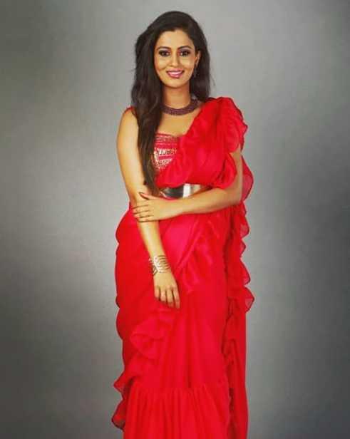 Neha Gowda new pic