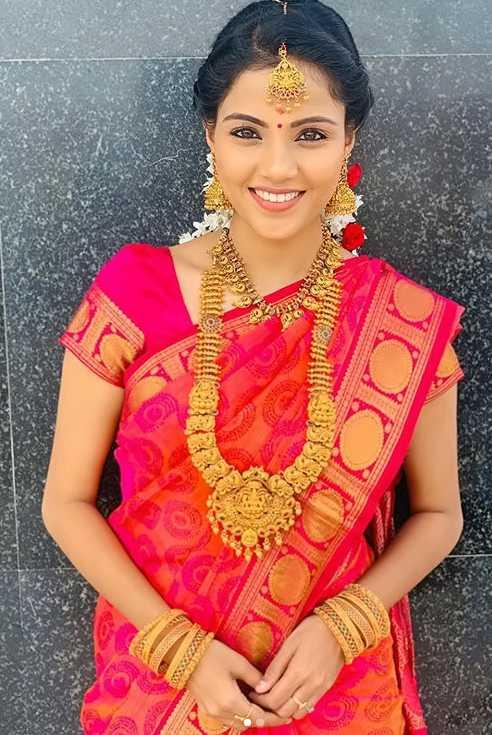 Vaishali Thaniga new photo