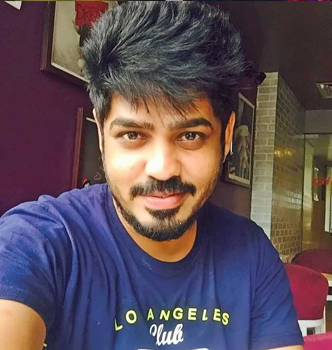 Vignesh Karthik wiki Biography DOB Height Serials images