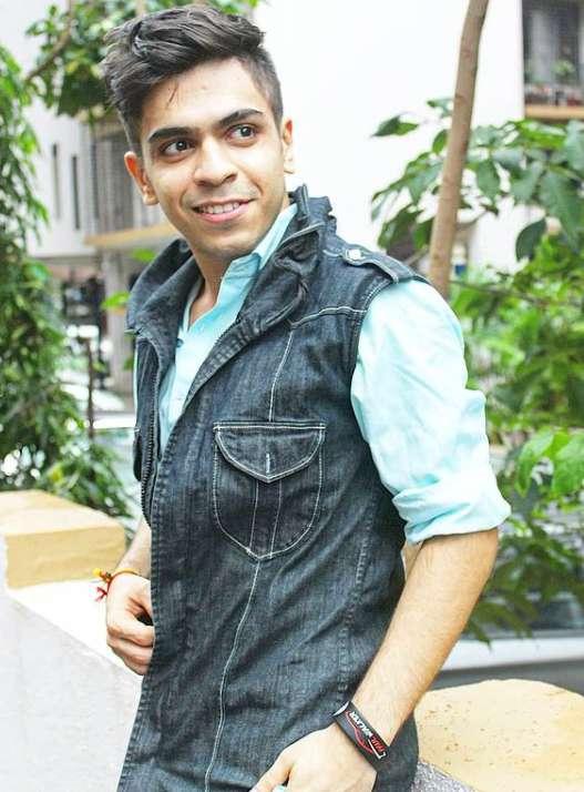 Jay Thakkar new pic