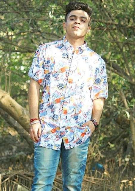 Jay Thakkar new photo