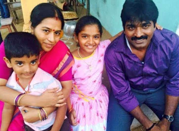 Sreeja Sethupathi photo