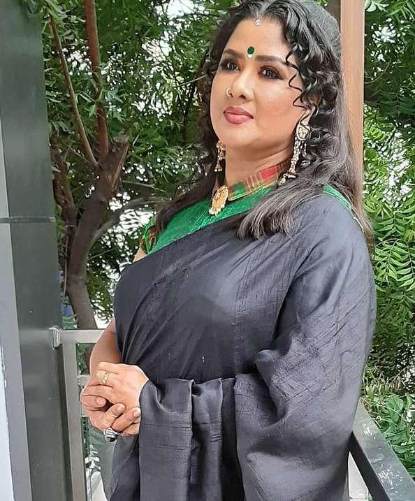 Kanya Bharathi wiki Biography DOB Height Serials images