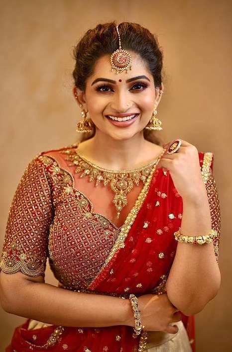 Nakshathra Nagesh new photo