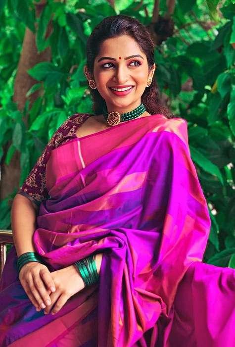 Anchor Nakshathra Nagesh wiki Biography DOB Height Serials images