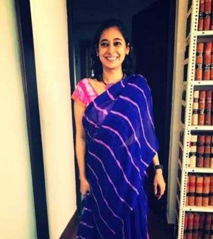 Aparna Mukerjee pic