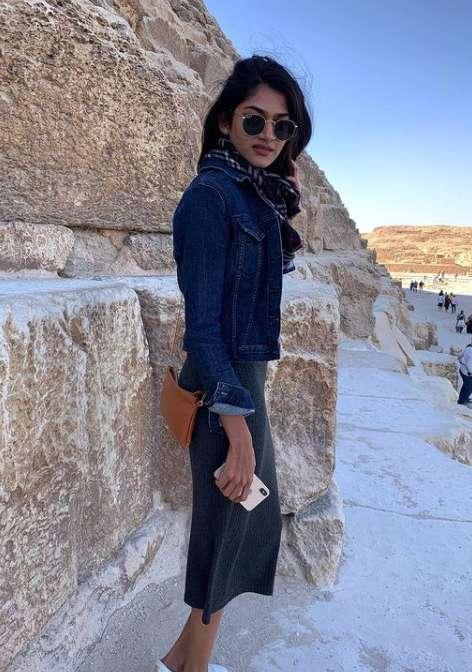 Sharon Angel Dhinakaran pic