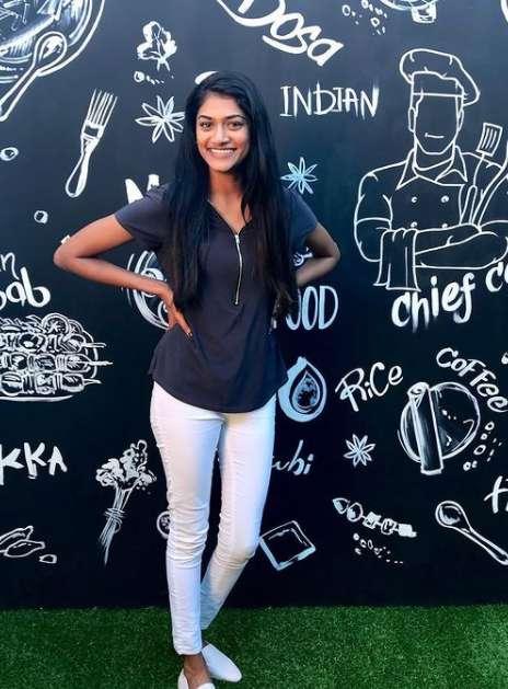 Sharon Angel Dhinakaran photo