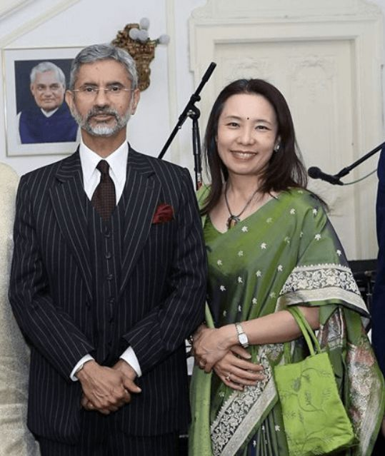 Kyoko Jaishankar wiki Biography Family Education Net Worth