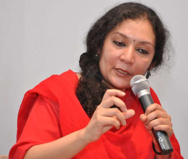 Saba Naqvi wiki Biography Biodata Family Education images