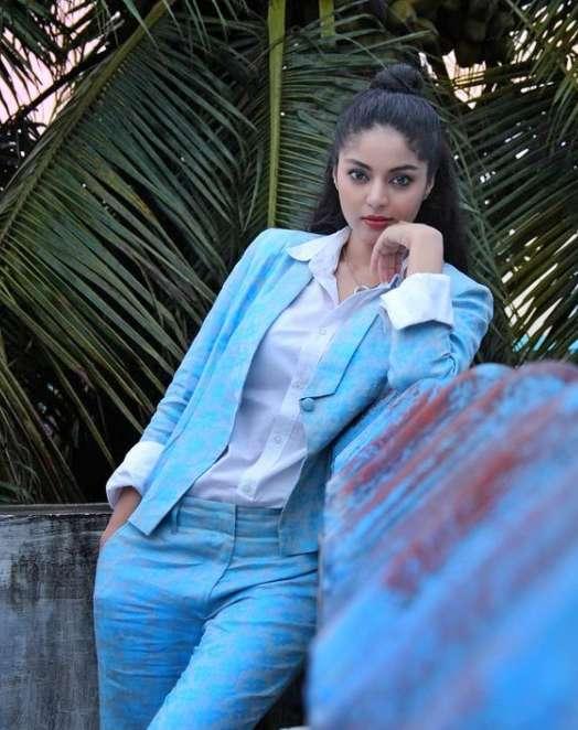 Sanam Shetty image