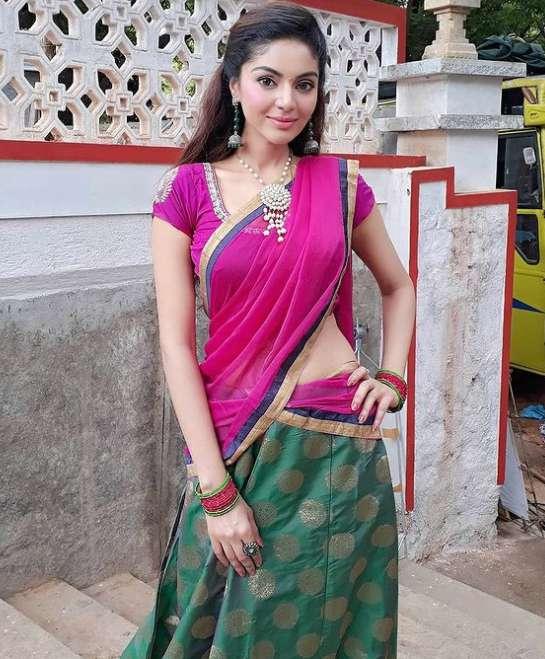 Sanam Shetty pic