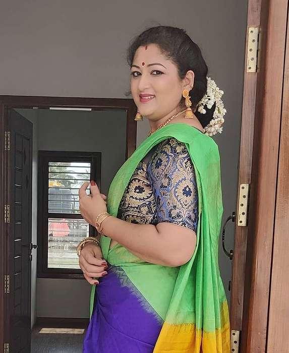 Rekha Krishnappa photo
