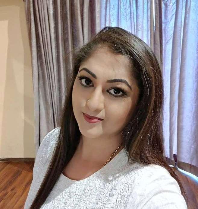 Rekha Krishnappa pic
