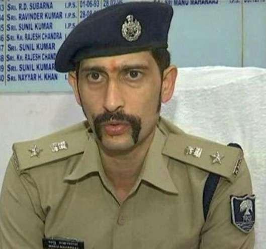 IPS Officer Manu Maharaj wiki Biography DOB Height Family Education