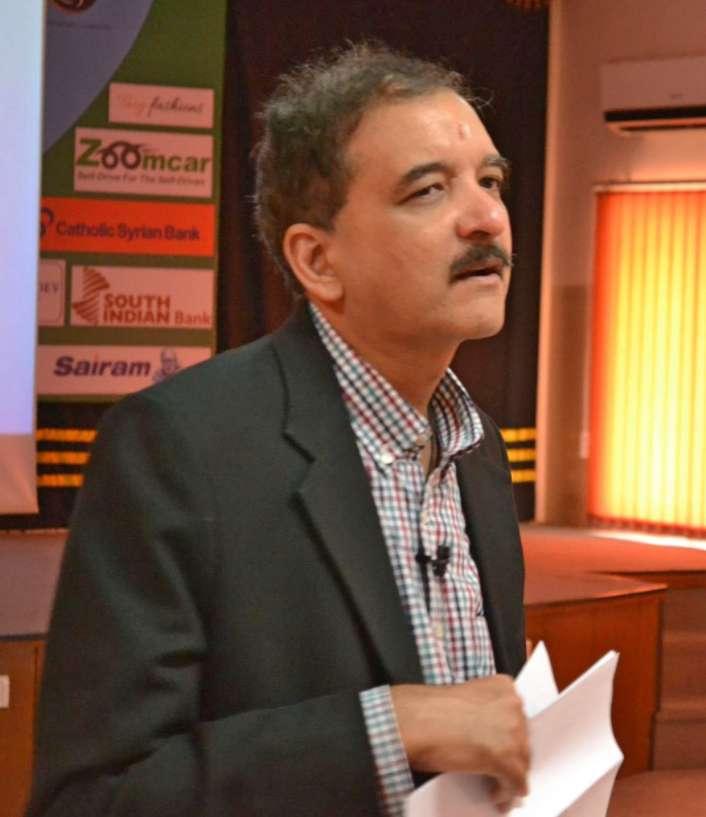 Sumanth C. Raman image
