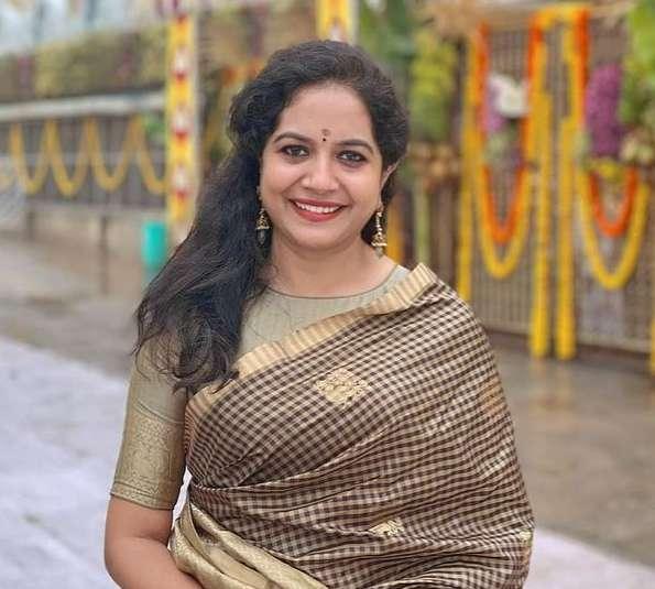 Sunitha Upadrashta photo