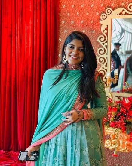 Aparna Balamurali pic