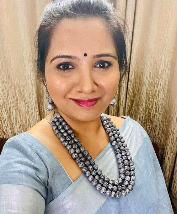 Singer Mahathi image