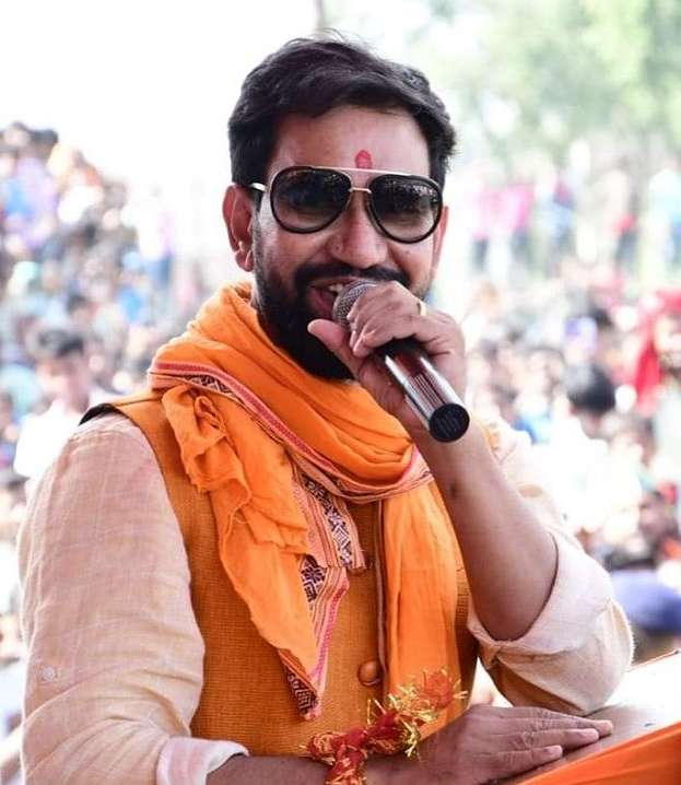 Dinesh Lal Yadav wiki Biography DOB Height Net Worth images