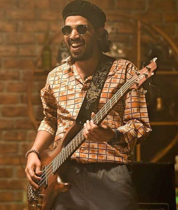Singer Pradeep Kumar photos